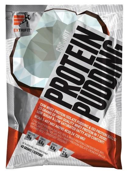 EXTRIFIT Protein Pudding 40 g čučoriedka 40 g