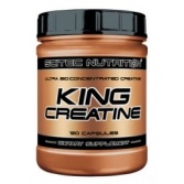 SCITEC NUTRITION King Creatine 120 kaps