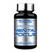SCITEC NUTRITION Mental Focus 90 kaps