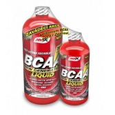 AMIX BCAA New Generation Liquid 1000 ml + 500 ml zdarma