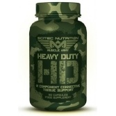 SCITEC NUTRITION MUSCLE ARMY Heavy Duty 90 kaps