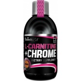 BIOTECH USA L-Carnitine 35 000 + Chrome 500 ml