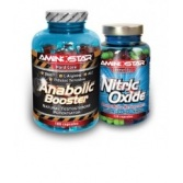 AMINOSTAR Anabolic Booster 180 kaps + Nitric Oxide 120 kaps