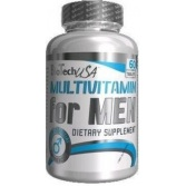 BIOTECH Multivitamin for Men 60 tbl