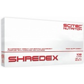 SCITEC NUTRITION Shredex 108 kaps