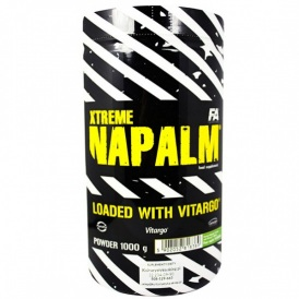 FITNESS AUTHORITY Xtreme Napalm loaded with Vitargo 1000 g