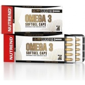 NUTREND Omega 3 plus softgel caps 120 cps