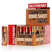 NUTREND Carnitine 3000 Shot 20 x 60 ml