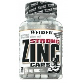 WEIDER Strong Zinc Caps 120 kps