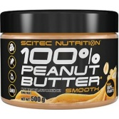 SCITEC NUTRITION 100% Peanut Butter Smooth 500 g