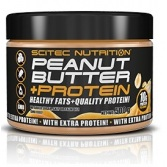 SCITEC NUTRITION Peanut Butter + Protein 500 g