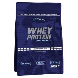 FITWHEY Whey Protein Concentrate 2000 g
