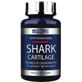 SCITEC ESSENTIALS Shark Cartilage 75 kaps