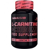 BIOTECH L-Carnitine + Chrome For Her 60 kaps