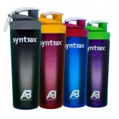 SYNTRAX Aerobottle nerezový šejker 800 ml