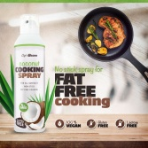 GYM BEAM Sprej na varenie Coconut Cooking Spray 201 g