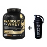 KEVIN LEVRONE Anabolic ISO Whey 2270 g