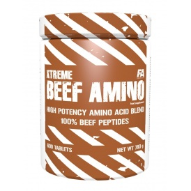FITNESS AUTHORITY Xtreme Beef Amino 600 tbl