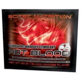 SCITEC NUTRITION Hot Blood 3.0 20g