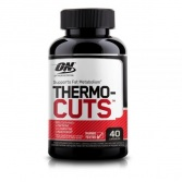 OPTIMUM NUTRITION Thermo Cuts 40 kaps exp.5/2018