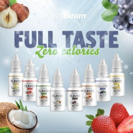 GYM BEAM Flavor Drops 50 ml
