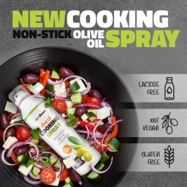 GYM BEAM Sprej na varenie Olive Oil Cooking Spray 201 g