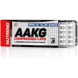 NUTREND AAKG Compressed 120 tabliet