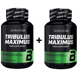 BioTech USA Tribulus Maximus 90 + 90 tabliet
