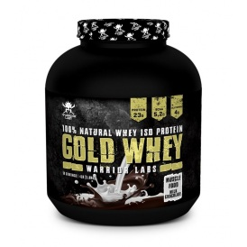Warrior Labs Warrior Gold Whey 1800 g