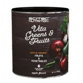 SCITEC NUTRITION Vita Greens & Fruits with Stevia 360 g